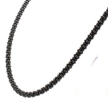 Black Caviar Necklace