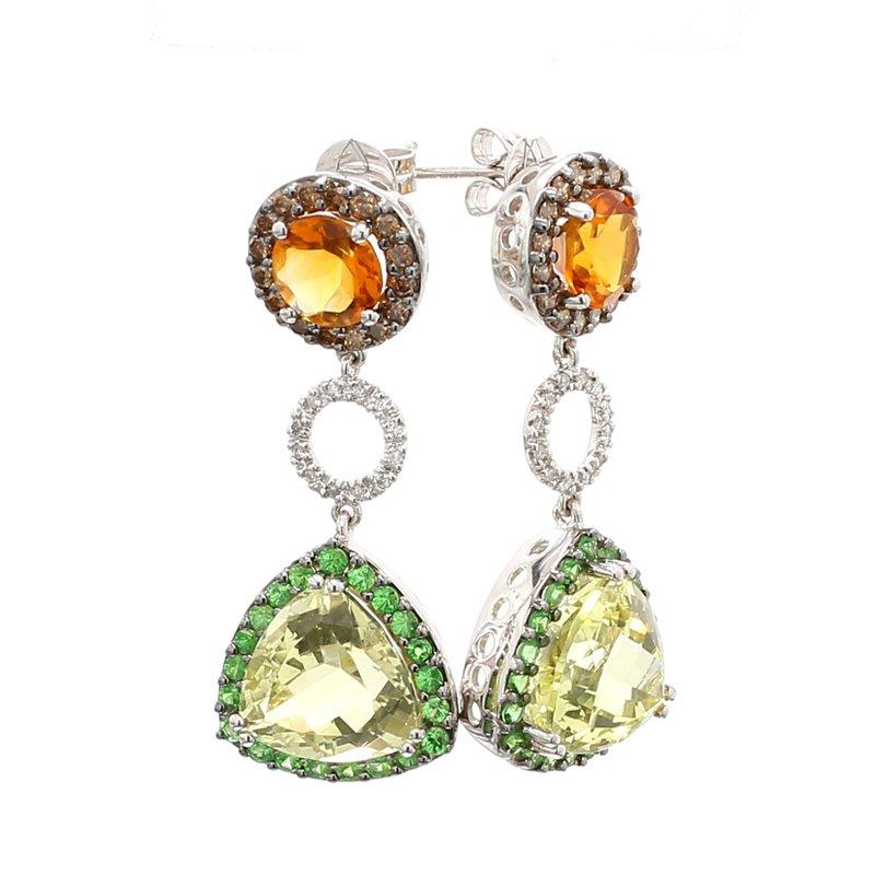 Color by Spicer Greene Gemstone Earrings