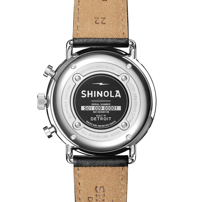 Shinola-Detroit Canfield Sport 45mm