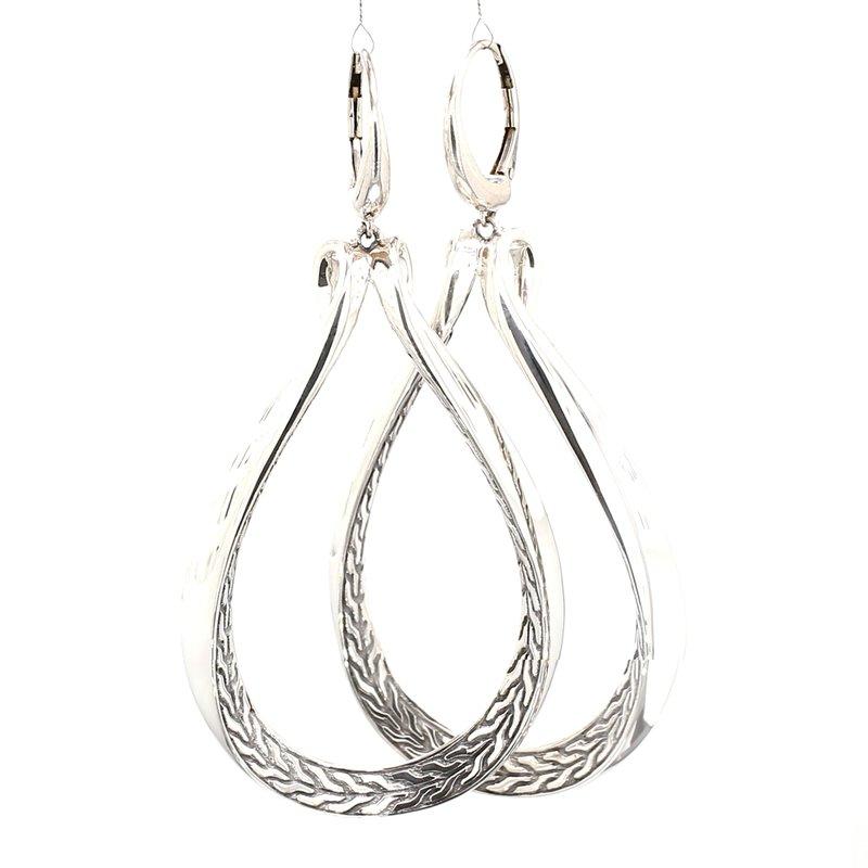 John Hardy Asli Dangle Earrings