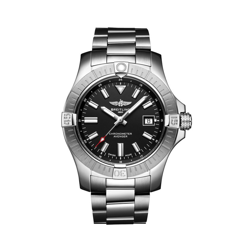 Breitling Automatic Avenger Black Dial 43mm