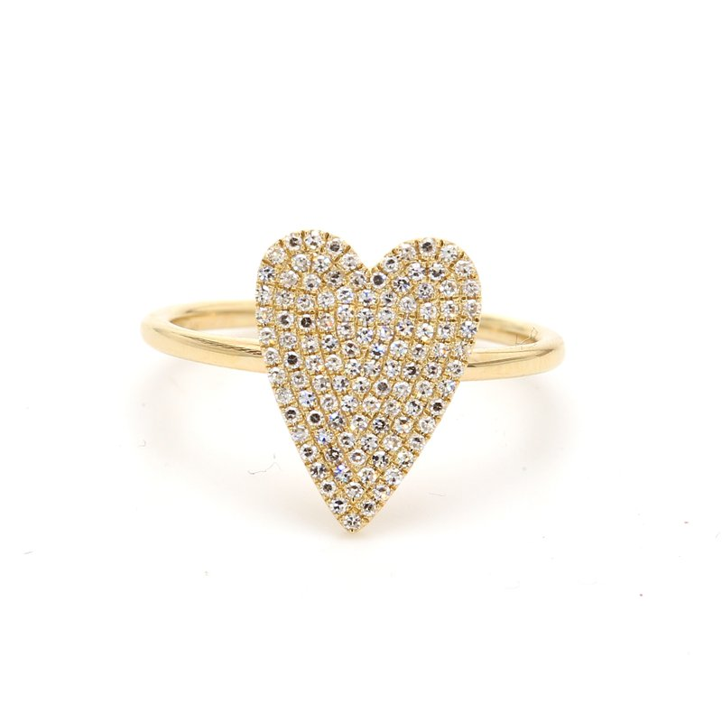 Spicer Greene One Diamond Right Hand Ring Cr