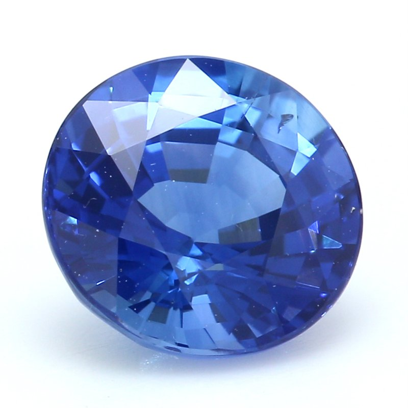 Color by Spicer Greene Loose 1.69ct Sapphire