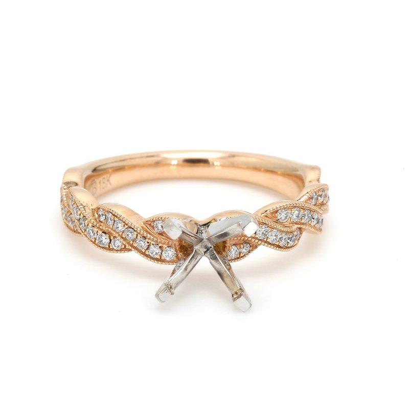 Classique Classic Semi Mount Engagement Ring