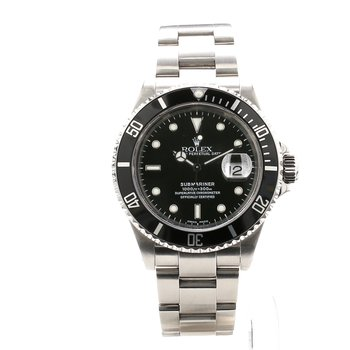 Rolex Submariner with Date 40mm