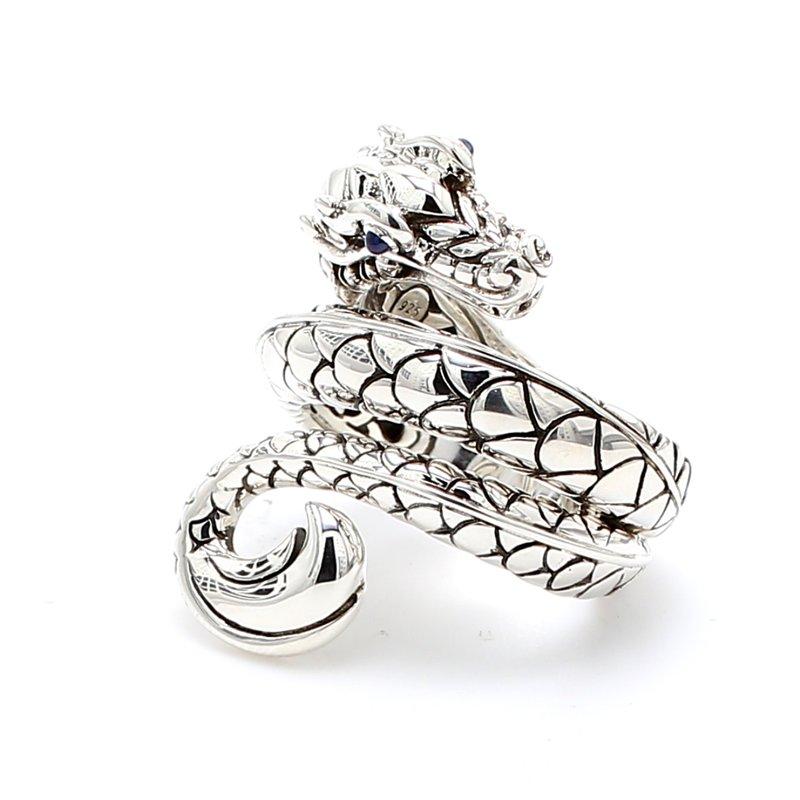 John Hardy Snake Ring
