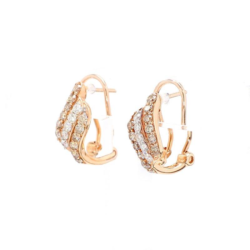 Spicer Greene Diamond Earrings