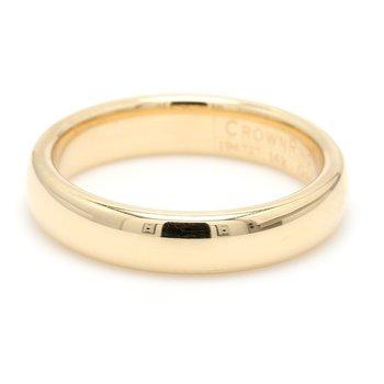 4mm 14 Karat Gold Wedding Band