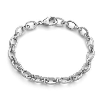 Silver Build-Your-Own Charm Bracelet