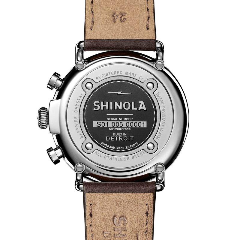 Shinola-Detroit Runwell Chrono 47mm