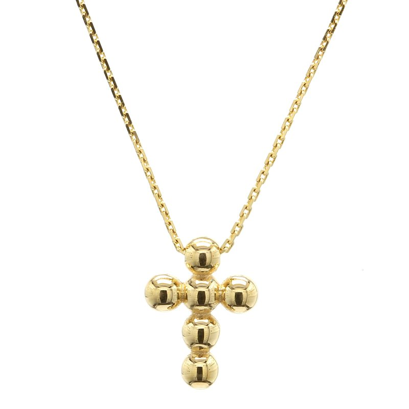 Spicer Greene Cross Pendant