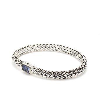 Sapphire Chain Bracelet