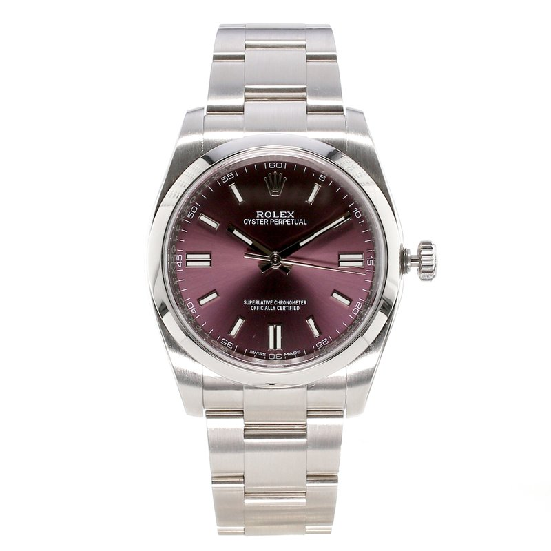 Pre-Owned Watches Rolex Oyster Perpetual 36mm