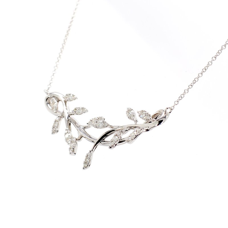 Spicer Greene Diamond Necklace