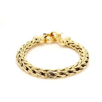 Gold Byzantine Bracelet