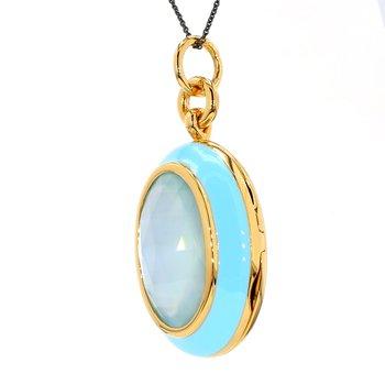 Gemstone Locket