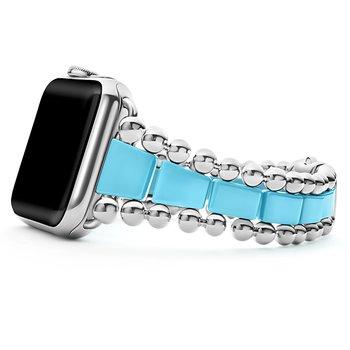Blue Caviar Watch Bracelet