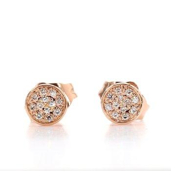 Cluster Diamond Studs