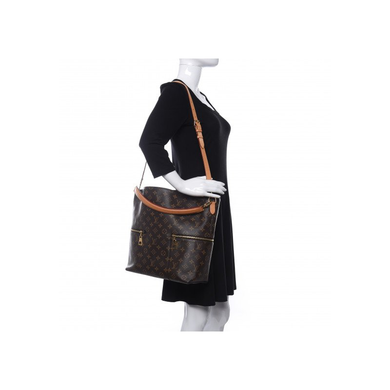 Pre-Owned Luxury Handbags Louis Vuitton Monogram Melie