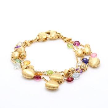 Paradise Gemstone Bracelet