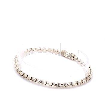 Box Chain Bracelet