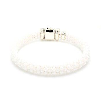White Caviar Bracelet