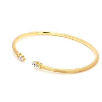 Diamond Bangle Bracelet