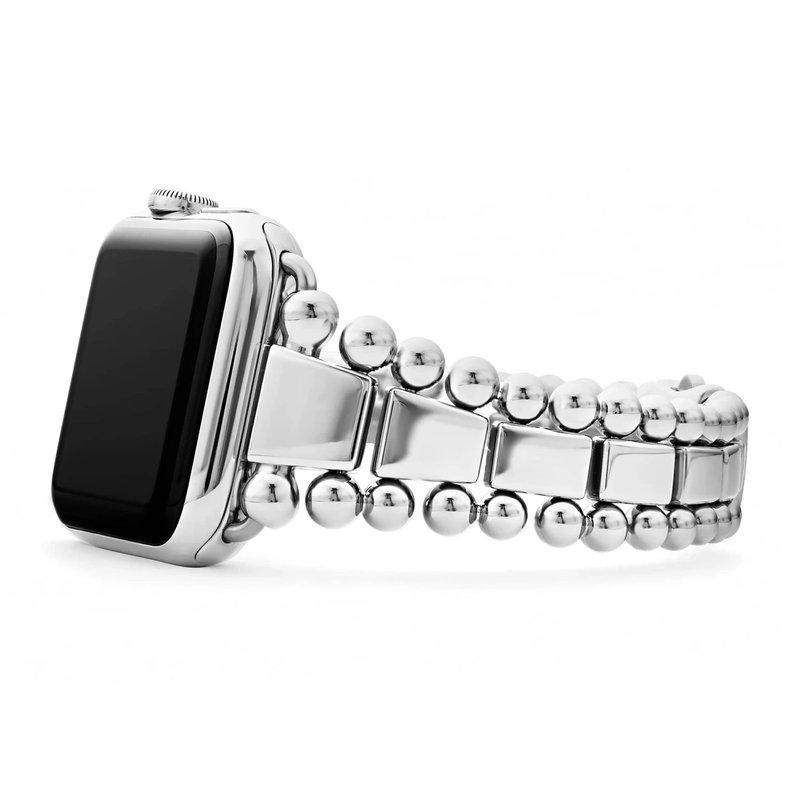 Lagos Smart Caviar Stainless Steel Watch Bracelet