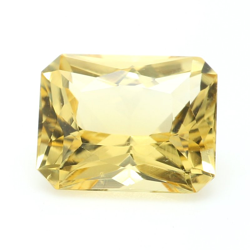 Color by Spicer Greene Loose 1.57ct Heliodor