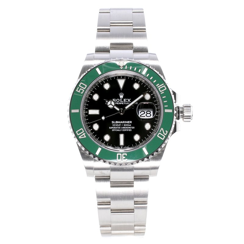 Pre-Owned Watches Rolex Submariner 41mm