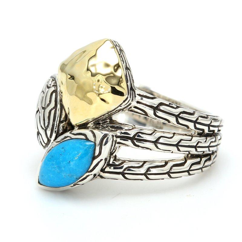 John Hardy Turquoise Ring