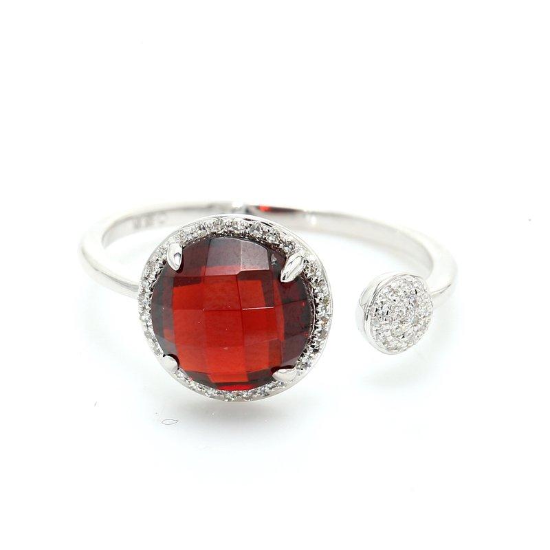 Color by Spicer Greene Garnet Ring