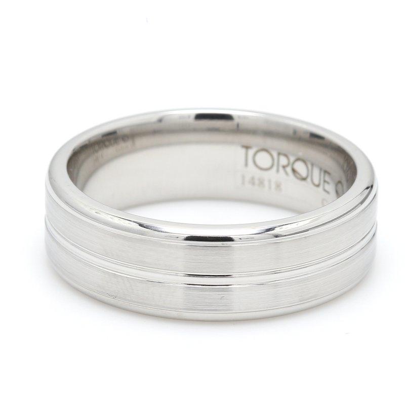 Torque Cobalt Wedding Band