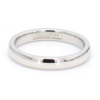 3mm Platinum Wedding Band