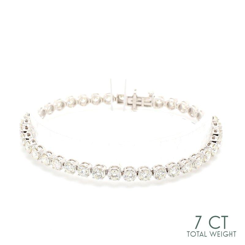 Everyday Diamonds Diamond Tennis Bracelet