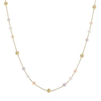Africa Freshwater 36in Pearl Necklace