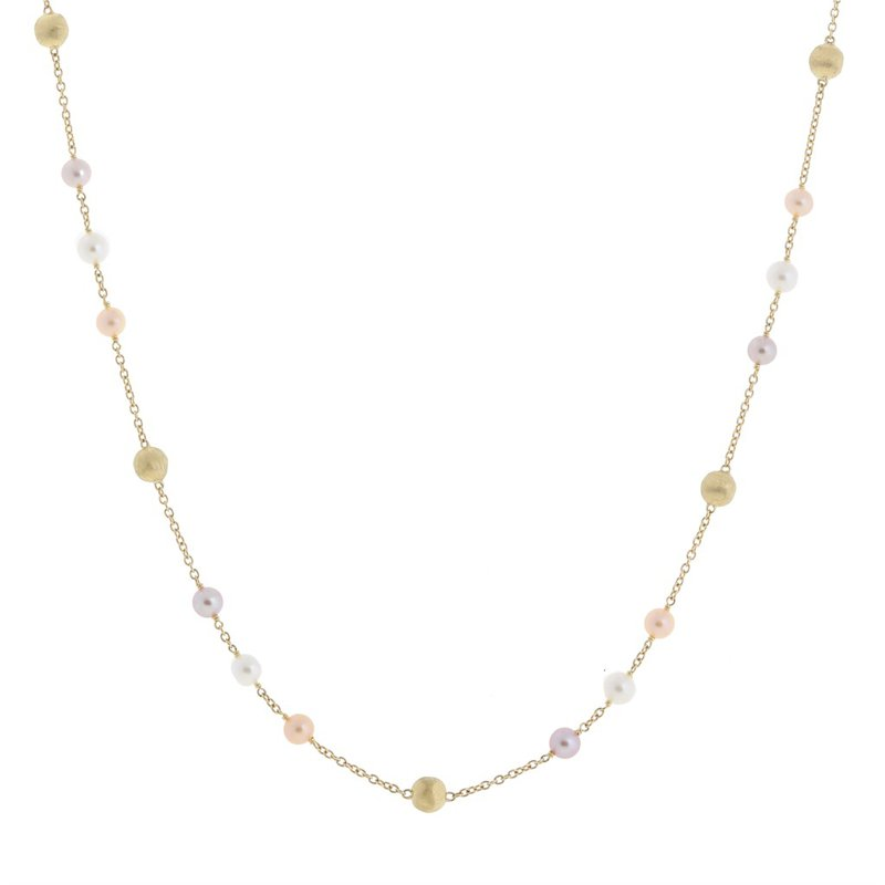 Marco Bicego Africa Freshwater 36in Pearl Necklace