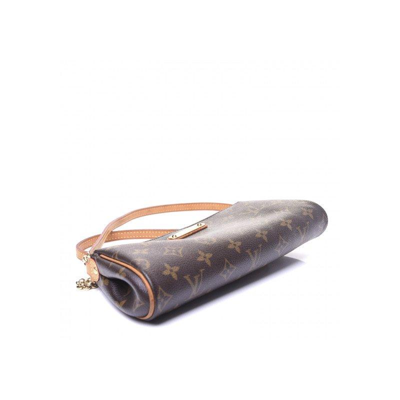 Pre-Owned Luxury Handbags Louis Vuitton Monogram Eva