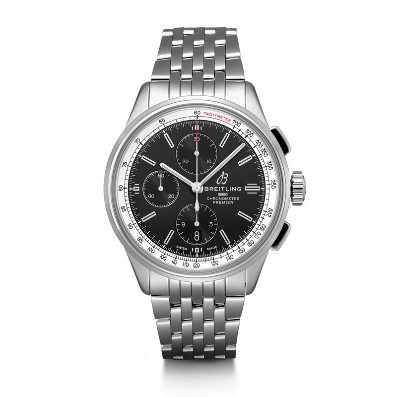 Breitling 42mm Automatic Premier Watch
