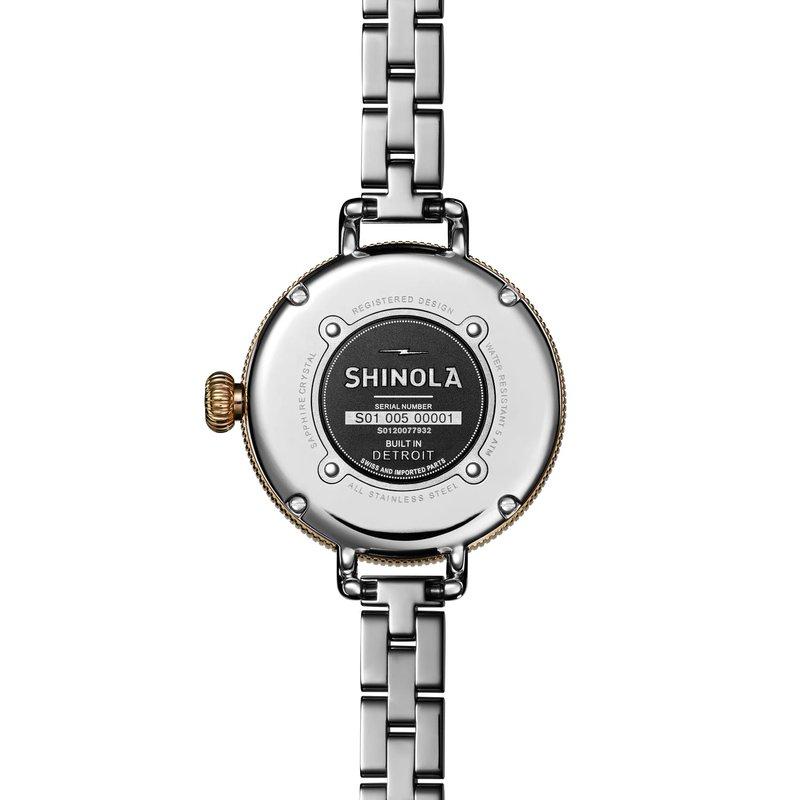 Shinola-Detroit Birdy 34mm