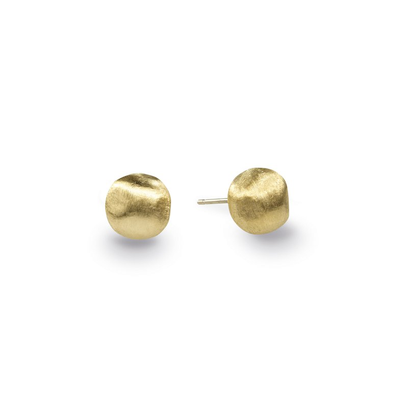 Marco Bicego Africa Stud Gold Earrings