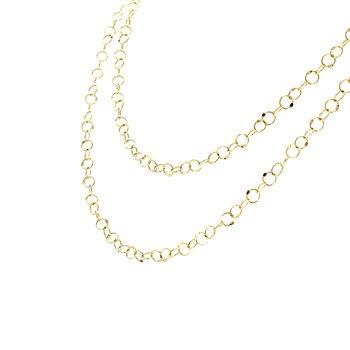 """36"""" Fancy Link Chain"""