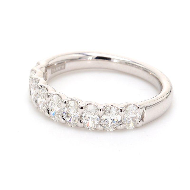 A.Jaffe Diamond Wedding Band