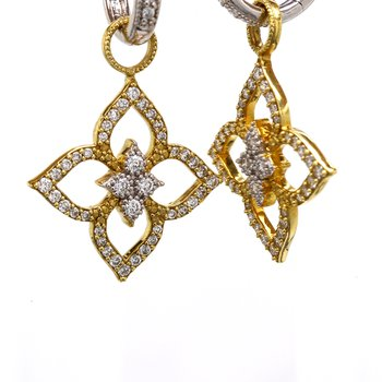 Diamond Ear Charms