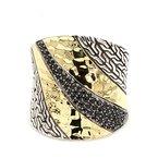 John Hardy Black Sapphire Ring