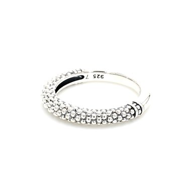This is a sterling Silver Ring