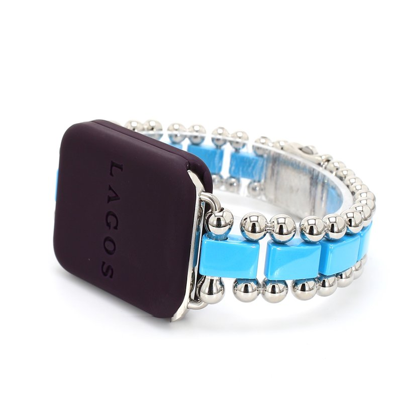 Lagos Blue Caviar Watch Bracelet