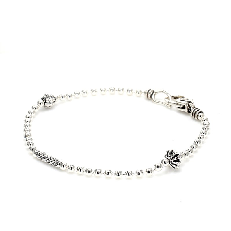 Lagos Silver Bracelet