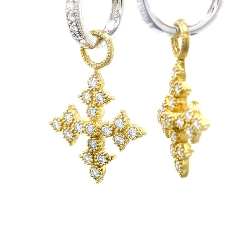 Jude Frances Diamond Ear Charms