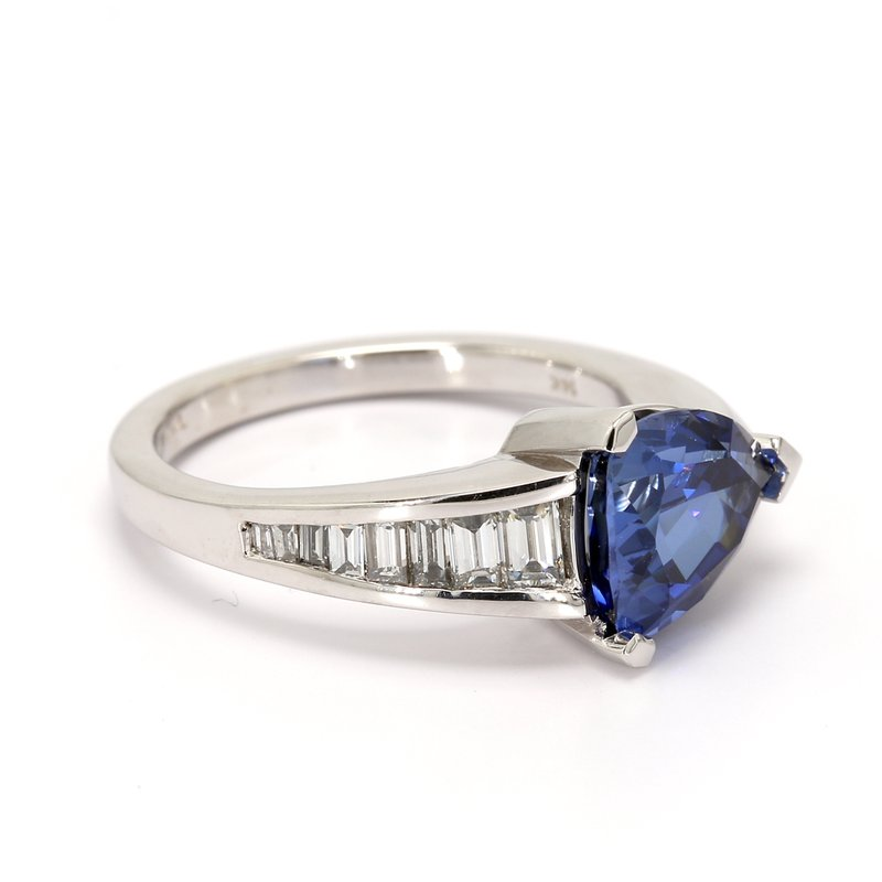 Color by Spicer Greene Sapphire Ring
